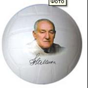 Изготовление и нанесение любого логотипа и изображения на мячи футбольные, баскетбольные, волейбольные, подарочные от ТМ VIAL-SICO Харьков, Украина фото
