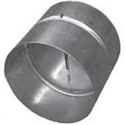 Обратный клапан для круглых каналов фото