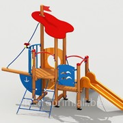 Игровой комплекс Модель Г26 Игровые комплексы серии Природа фото