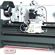 Тяжёлый универсальный токарно-винторезный станок PROMA SPI-3000 (Чехия) фото
