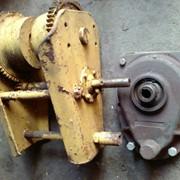 Тележка приводная ТШП1-2 и не приводная ТШН1-2 для привода кран-балок г/п1-2т. фото