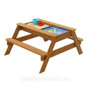Песочницы деревянные для детей фото