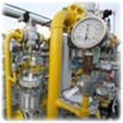 Транспортировка газообразного топлива фото