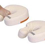 US Medica Ортопедическая подушка US Medica US-U (белая) арт. UM8417 фото