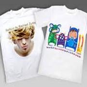 Печать на футболках, регланах, кепках фото