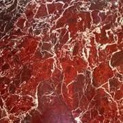 Мрамор красный фото