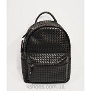 Женский черный рюкзак Voila 161357 фото