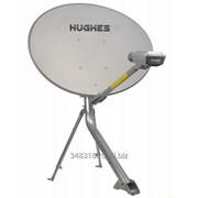 Спутниковая тарелка Радуга- интернет фото