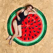 Пляжное покрывало Арбуз фото
