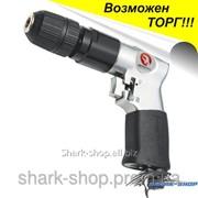 Дрель пневматическая с реверсом патрон самозажимной 1.5-10мм PT-0903 фото