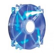 Вентилятор Cooler for case Cooler Master MegaFlow 200 BLUE Silent (R4-LUS-07AB-GP),200x200x30mm, 19 dBa, 700rpm, 110 CFM фото