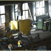 Монтаж сложных металлоконструкций фото
