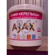 Клей акриловый Крепыш ТМ AJAX 4кг фото