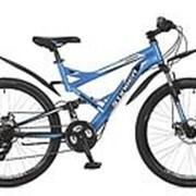 Велосипед Stinger Versus D 26 2017 синий фото