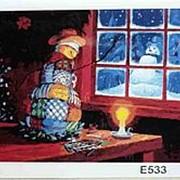 Картина по номерам 40х50 арт Е533 фото