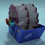 Вращающаяся моечная машина для руды XLZ-762 фото