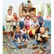Услуги дошкольного учреждения фото