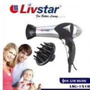 Фен для волос с дифузором 1800 Ватт 113189 фото