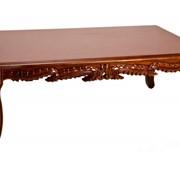 Столы деревянные фото