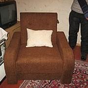Кресло кровать. Ткань букле. фото