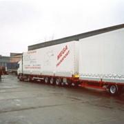 Тенты для грузовых автомобилей фото