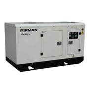 Дизельная электростанция FIRMAN SDG13FS фото