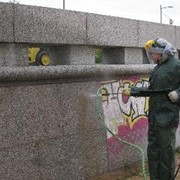 Пескоструйная очистка бетона фото