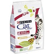 Cat Chow 1,5кг Adult Urinary Tract Health Сухой корм для взрослых кошек профилактика МКБ фото