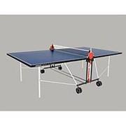 Теннисный стол Donic Outdoor Roller Fun Blue с сеткой 4мм фото