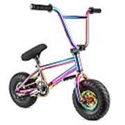 Велосипед BLITZ M1 Mini BMX neo chrome фото