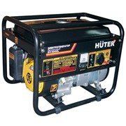 Генератор бензиновый HUTER DY3000L фото