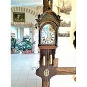 Редкие настенные часы с боем Wuba 120 см фото
