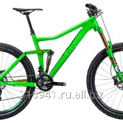 Велосипед Cube Stereo 160 Super Hpc Sl 27.5 (2015) зеленый фото