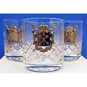 Набор хрустальных стаканов для виски Санкт-Петербург фото