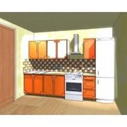 Кухня Omega 2,0 м/п фото