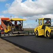 Ремонт дорог, ремонт асфальтового покрытия дорог ( ямочный ремонт ) фото