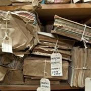 Хранение архивных документов, документов предприятий фото