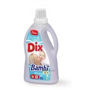 Гель для стирки детского белья DIX-BAMBI фото