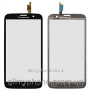 Сенсорный экран для мобильного телефона Lenovo A850 Black фото