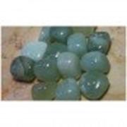 Biodroga Полудрагоценные камешки, для массажа Нифрит и авантюрин Biodroga - Professional Treatments 42773 1 уп. фото
