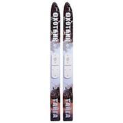 Лыжи охотничьи Тайга деревянные 145/15 см фото