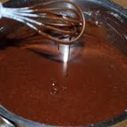 Шоколадная глазурь фото