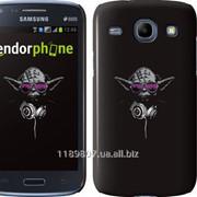 Чехол на Samsung Galaxy Core i8262 Йода-меломан 273c-88 фото