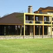 Дом уникальный, площадью - 450 м2 в викторианском стиле фото