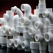 Пластиковые фитинги фото