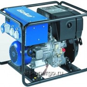 Дизельный генератор Geko 10010 E-S/ZEDA фото