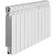 Радиатор биметаллический Global Style Plus 500 11 секций фото