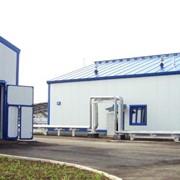 Здания из легких металлоконструкций. фото