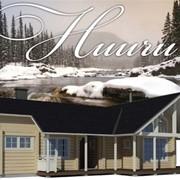 Дома деревянные финские Huuru фото