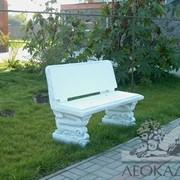 Мебель парковая. ТМ ЛеокадияСкамейка Арт.№352 фото